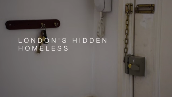 London's Hidden Homeless